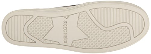 Skechers Double Cordones Up Dancer Pewter Mujer Zapatillas Sin Shiny Gris para wwx4qadr1