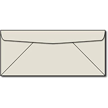 Amazon Com Gray 10 Business Size Envelopes 100