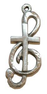 Ed Bowen Jewelry KR 4 Cross