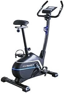 Roger oro negro magnético bicicleta estática.: Amazon.es: Deportes ...