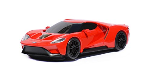 FORD GT WIRELESS COMPUTER MOUSE RED