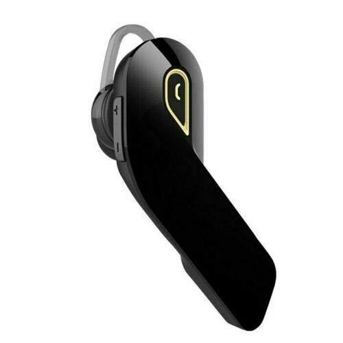 - AutumnFall Classic Wireless Headset Business Mini Free Bill of Lading Side Stereo Wireless Headset (Black)