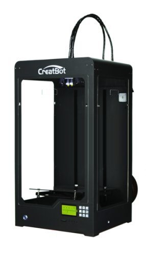 CreatBot DX PLUS --- Professional Grade 3D Printer --- Dual Extruders, Semi-Enclosed, Heated Bed, Solid Steel Construction. CreatBot Printers