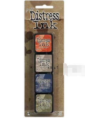 Amazon com: |Stamps|Ranger Tim Holtz Distress Ink Mini Old