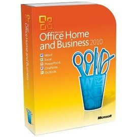 Microsoft Software Office Home And Business 2010 32-Bit/X64 English US Retail For 2PC