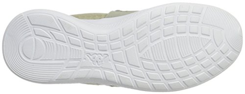 Kappa Cosy - Zapatillas Mujer Gris - Grau (1410 L`GREY/WHITE)