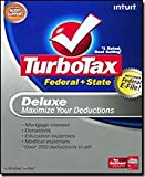 Software : Intuit, Inc. TurboTax 2008 Deluxe Federal + State + eFile [OLD VERSION] Tax Software for WIN/MAC