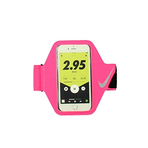Nike Womens Smartphone Mobile Arm Band Pink O/S