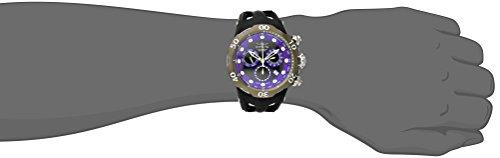 Invicta Men's 16995 Venom Analog Display Swiss Quartz White Watch