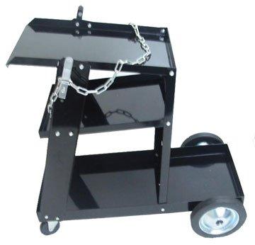 MIG TIG Plasma Cutter Arc Welding Cart with Tank Storage