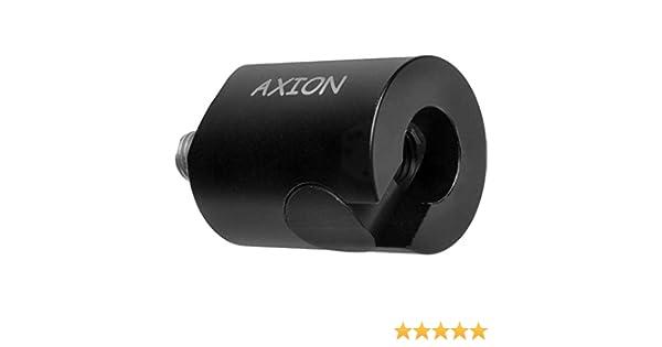 Axion Pro Quick Disconnect Black