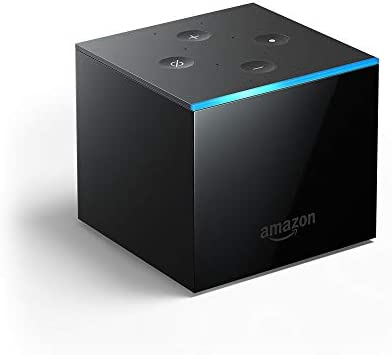 Fire TV Cube, hands-free with Alexa built in, 4K Ultra HD, streaming media player, released 2019 31COL1 2B9zSL