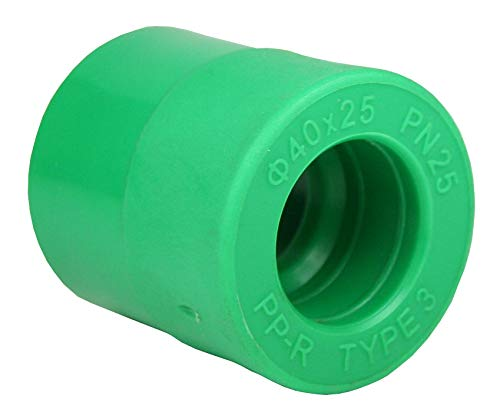 PPR Aqua de Plus pieza 40 reductores de 25 mm de diámetro: Amazon ...