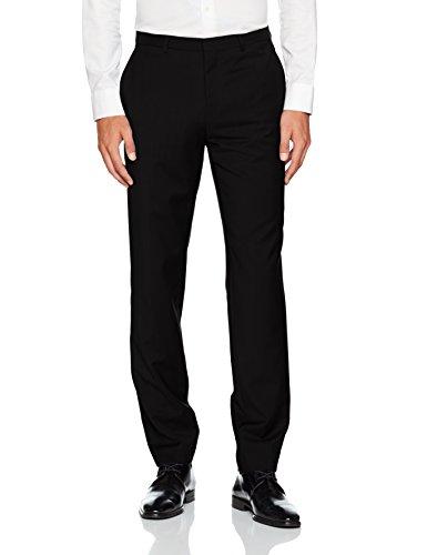 black De Noir Homme Costume Hartleys Pantalon 001 Hugo pOwYERqR