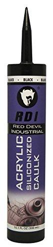 red-devil-08466i-rd-pro-construction-grade-siliconized-acrylic-sealant-101-oz-black