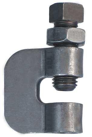 C Clamp W/Locknut Rod Sz 1/2 In ()