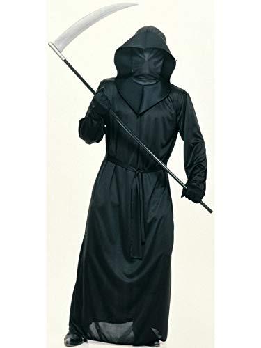 Rubie's Costume Halloween Concepts Black Mesh Face