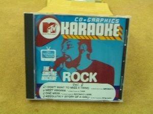 The Singing Machine: CD + Graphics Karaoke: MTV Rock, Volume 2 -