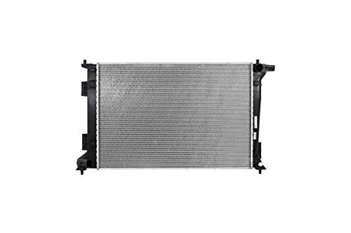Radiator - Cooling Direct Fit/For 13608 17-19 Kia Sportage AWD 2.4L Plastic Tank Aluminum Core