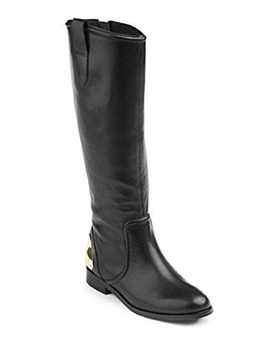 Lauren Ralph Lauren Parker Women US 6 Black Western Boot UK 3.5 EU - Lauren Uk Womens Ralph