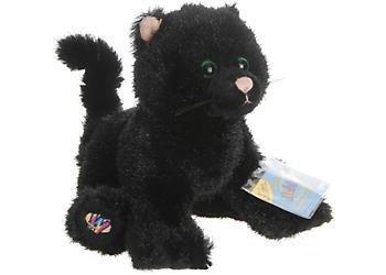 Webkinz Plush Pet - Black Cat ( Halloween Special ) Limited Edition by (Black Cat Limited Edition)