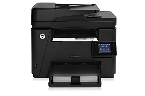 HP Laserjet Pro M225dw Wireless Monochrome Printer with Scanner, Copier and Fax, Amazon Dash Replenishment Ready (CF485A) (Renewed) (Best Small Office Copy Machine)