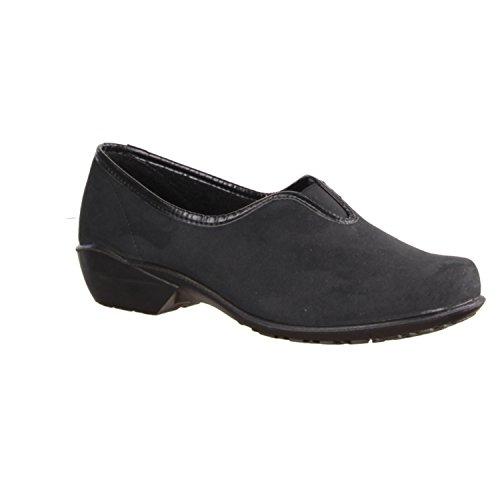 Romika, Pantofole donna Nero nero