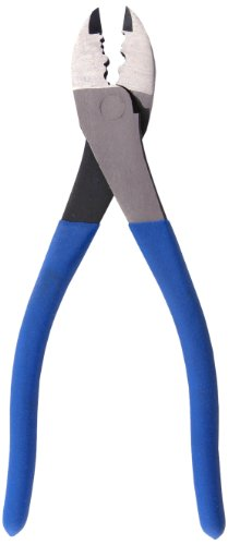 Ansen Tools AN-111  Heavy Duty 8-Inch Crimping Cutting Tool