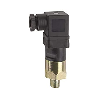 1//2 MNPT Conduit with 18 Flying Leads Gems PS71-20-4MNZ-B-EL18 Series PS71 General Purpose Mini Pressure Switch Circuit 1//4 MNPT Steel Fitting SPST N.C Pack of 10 25-75 psi Range
