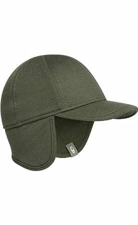 Icebreaker Mütze Explore Hat - Gorro para hombre, color verde, talla Talla única: Amazon.es: Deportes y aire libre