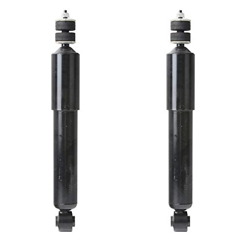 YH New Shock Absorber Assembly 2PCS Fit Ford Expedition 2002-1997 4WD / Ford Pickup(1/2Ton) 4WD 2003-1997 F-150 Front Left Right Gas Strut Shock Absorber Shock Absorber Shock Absorber Assembly #37133