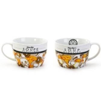 The DRH Collection Mackie's Cream of Mushroom Soup Mug