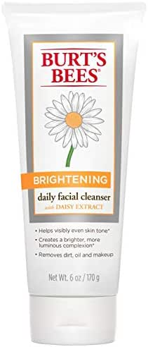 Facial Cleanser: Burt's Bees Brightening