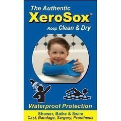 - Xerosox Waterproof Cast Cover - Half Arm Small 7½ - 9½ in #HA-13