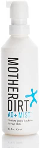Mother Dirt AO+ Mist Skin Probiotic Spray, Preservative Free, 3.4 fl oz