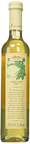 (2 Pack D'arbo Elderflower Syrup 500 ml Each (Pack of 2 ))