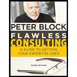 img - for Flawless Consulting by Block, Peter. (Pfeiffer,2011) [Hardcover] 3rd EDITION book / textbook / text book