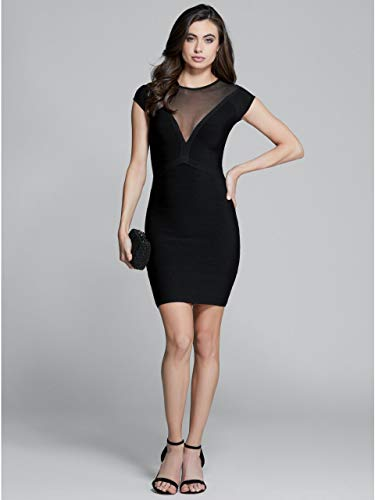 Vestido Guess Mujer Marciano 92g778 Jblk 5012z pUw0HqB