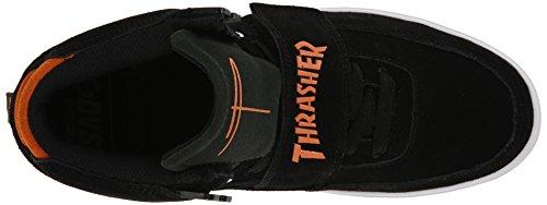 DVS APPAREL Torey 3 - Zapatillas de Skateboarding de otras pieles Hombre negro - Noir (Blk/Thrash Suede)