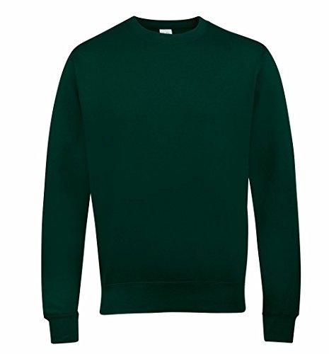 AWDis Hoods - Sudadera con capucha - para mujer verde (Forest green)