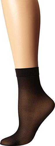 Wolford Individual 10 Denier Socks, M, Black