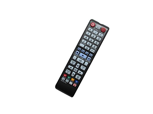HCDZ Replacement Remote Control for Samsung AK59-00132A BD-D5100 BD-H6500 BD-H6500/ZA 3D Disc BD Blu-ray DVD Player