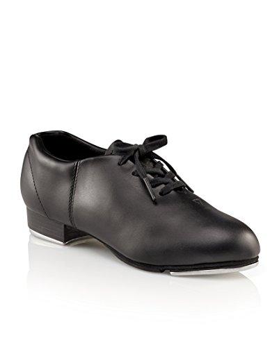 Capezio Women's Fluid Tap Shoe,Black,7 M US