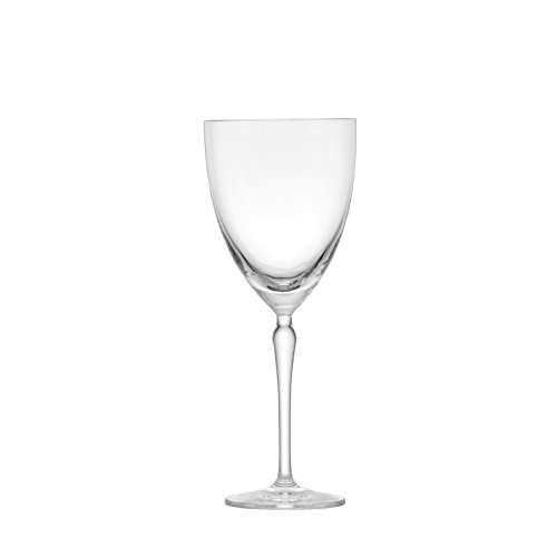 Schott Zwiesel Tritan Crystal Glass Audrey Stemware Red Wine Glass, 13.7-Ounce, Set of - Crystal Audrey
