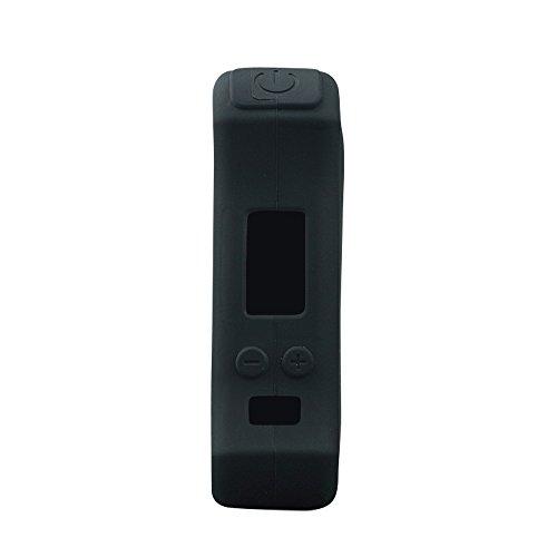 Desire X 200W TC Protective Gel Skin Case Cover Sleeve Wrap Fits 200 Watt Desire X (Black)