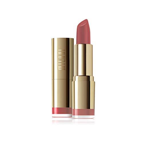 Milani Color Statement Lipstick - Naturally Chic, Cruelty-Free Nourishing Lip Stick in Vibrant Shades, Pink Lipstick, 0.14 Ounce