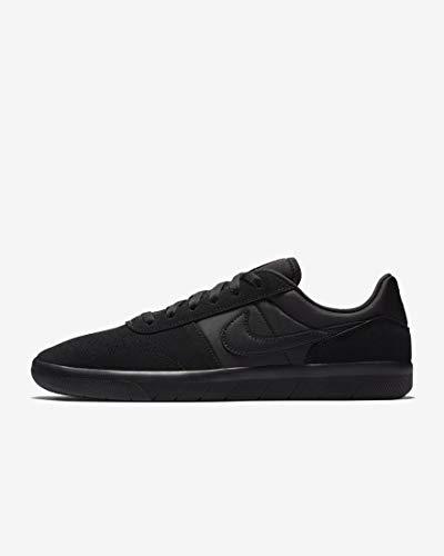 Nike Men's SB Team Classic Black/Black-Anthracite Skate Shoe 8.5 M US