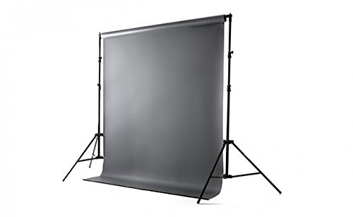 Savage Infinity Vinyl Studio Background 9' x 20' Photo Gray V700920 by Savage