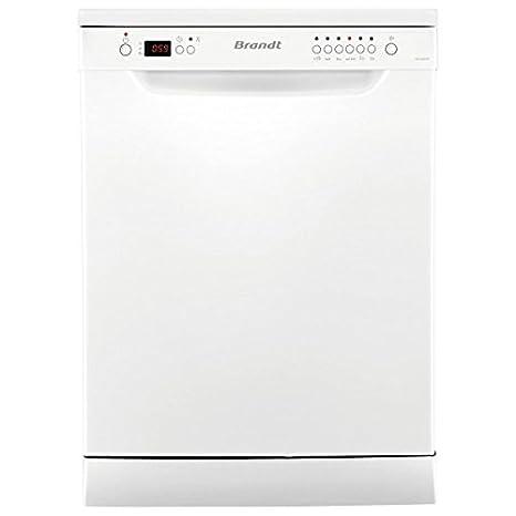 Brandt DFH12227W Independiente 12cubiertos A++ lavavajilla ...
