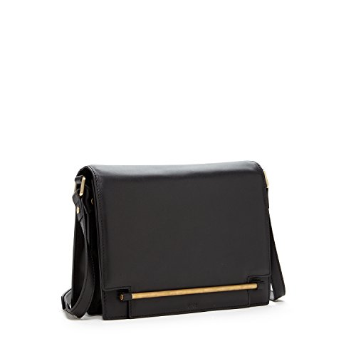 SUSU The Bag Smooth Kate Crossbody Leather Black PPwrq